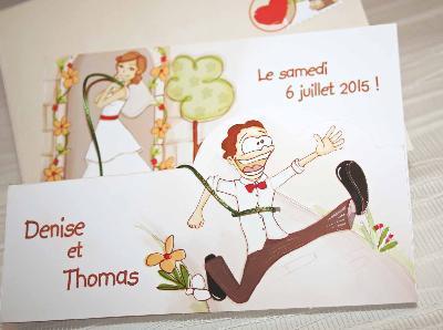 faire part mariage cardnovel humoristique - Faire Part Mariage Humoristique