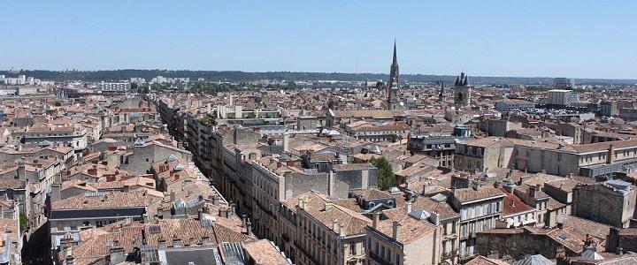 Les projets d'aménagement urbain de la ville de Bordeaux