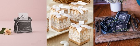 boite dragees mariage vintage - Contenant Drages Mariage Champetre