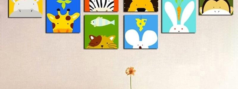 funny-animals-tableau-pour-enfant