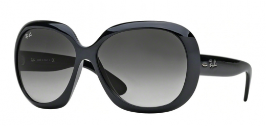 Ray_Ban_Jackie_Ohh_RB4098_601_8G_Black_Gradient_Gray