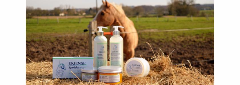 produits de soins naturel chevaux